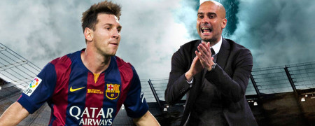 Guardiola ve Messi gelecek sezon Manchester City'de