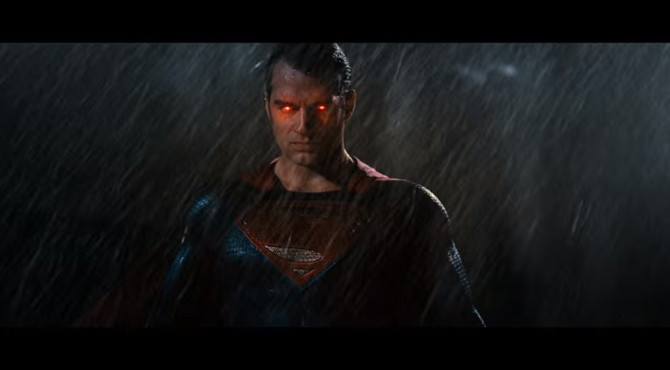 Batman v Superman: Dawn of Justice fragmanı