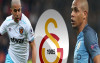 Feghouli ve Fernando Galatasaray'da