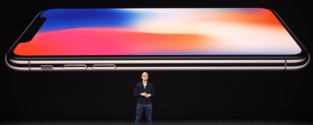 iPhone X 'en dayanıksız model'